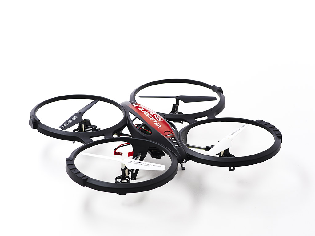 L6036 Quadcopter with 2 MP Video Camera