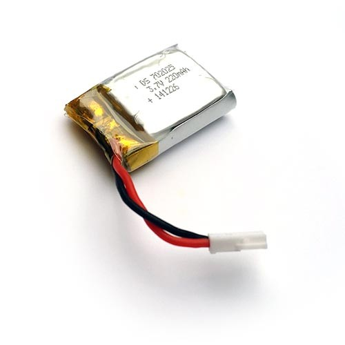 3.7V 220mAh Li-Po Battery for YD822 Sky Fighter Quadcopter