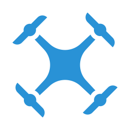 Drone Size Icon